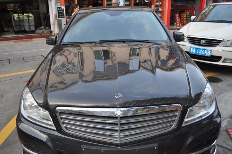FS: carbon fiber hood for 2011 Benz W204-w20411-2.jpg