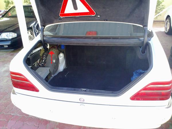 Yaw Rate Sensor >> Need help The B24/15 in sensor in W140/C140 !!! - Mercedes-Benz Forum