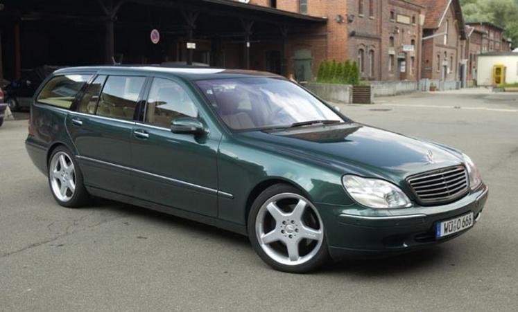 mercedes benz w140 wagon