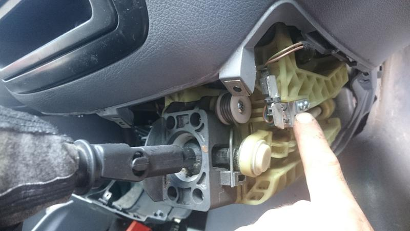 Cheap fix for worn, loose manual gear shift lever on 2004 ...