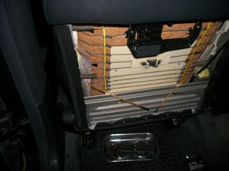 Multi-contour Seat