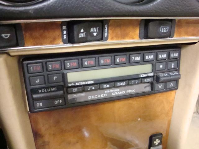 Original radio for 85 380SL - Mercedes-Benz Forum