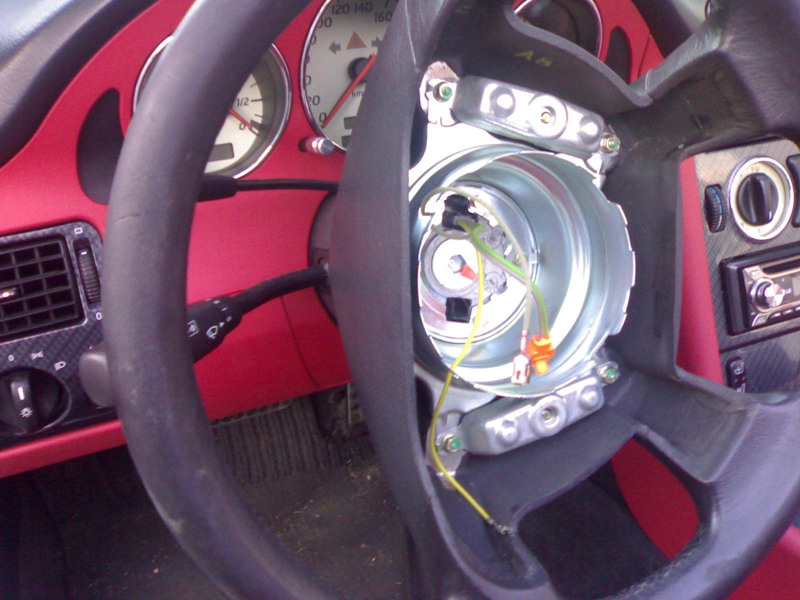 Steering Wheel Removal - Mercedes-Benz Forum