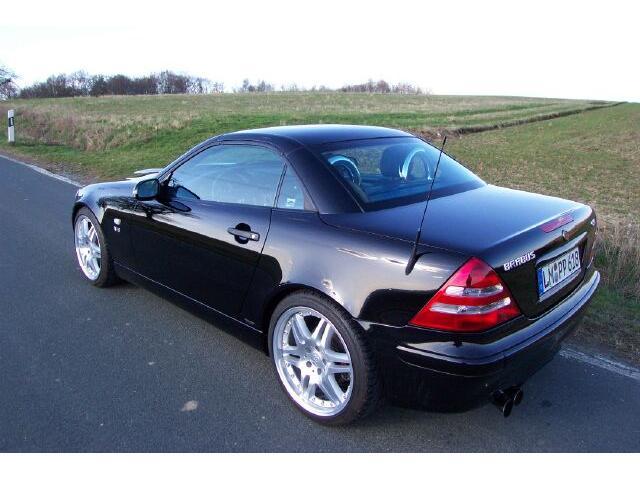 Brabus 6 5lt R170 Pics Mercedes Benz Forum
