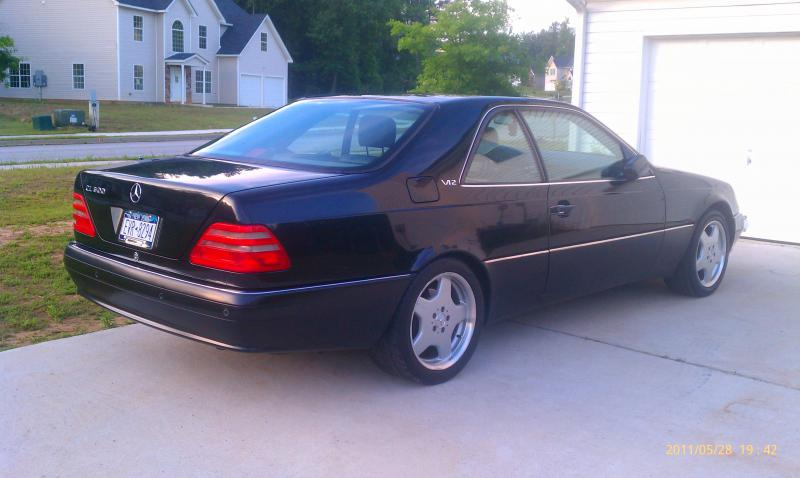 1999 cl 500 for sale mercedes benz forum for 1999 mercedes benz cl500 for sale