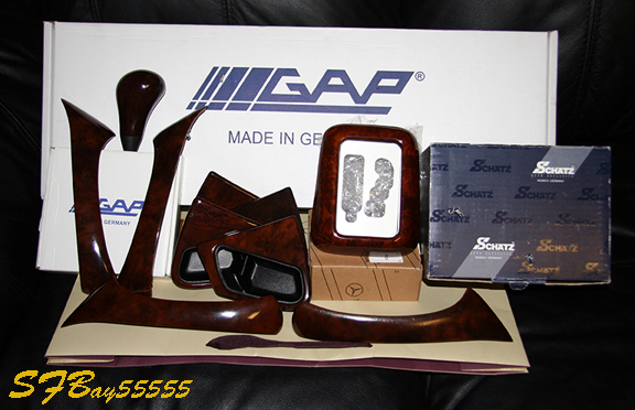 For SALE: Burl Wood interior upgrade set+ Passenger locking drawer - w163 Mercedes ML-02-summary.jpg