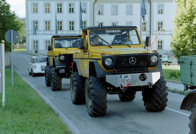 Mercedes Box Suv >> G-wagen/ UNIMOG - Mercedes-Benz Forum