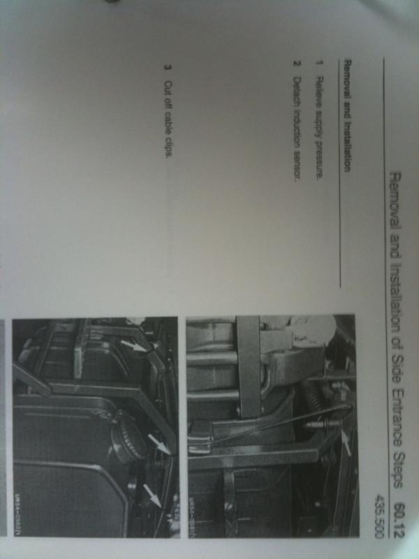 Automatic Steps On Ambulance Box Page 2 Mercedes Benz