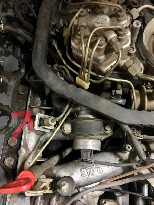 1991 300SE vacuum hoses - Mercedes-Benz Forum