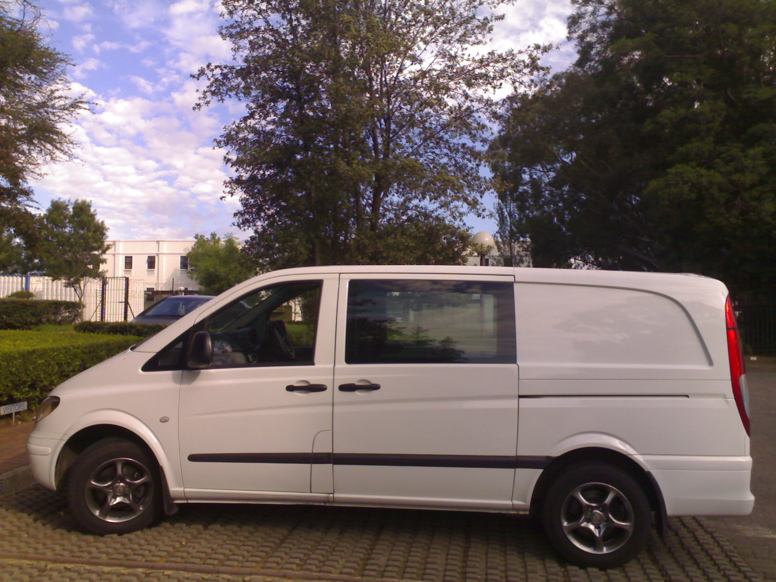 Reviews about Mercedes Vito in the forums pages