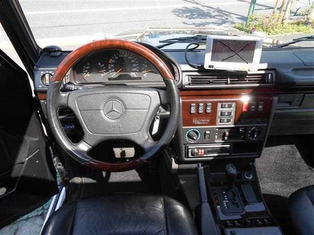G Class Interior Conversion