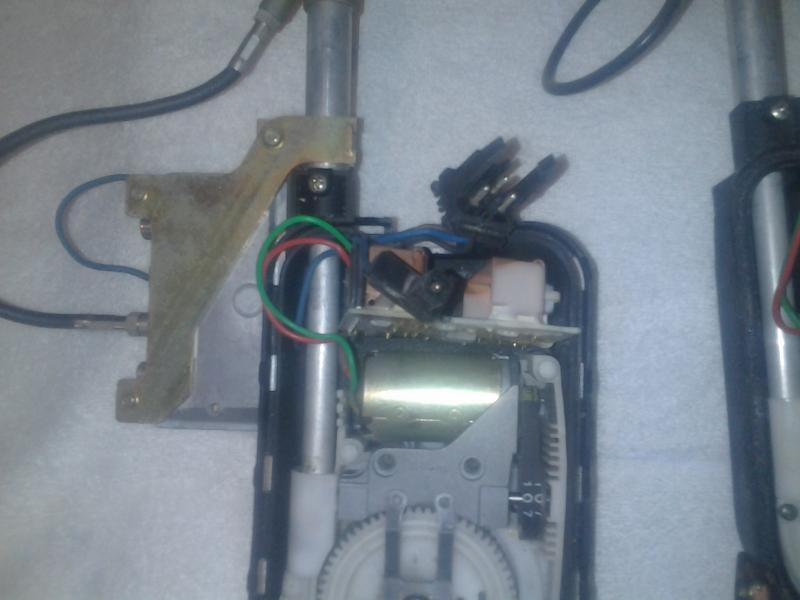Hirschmann Antenna Rebuild And Control Change