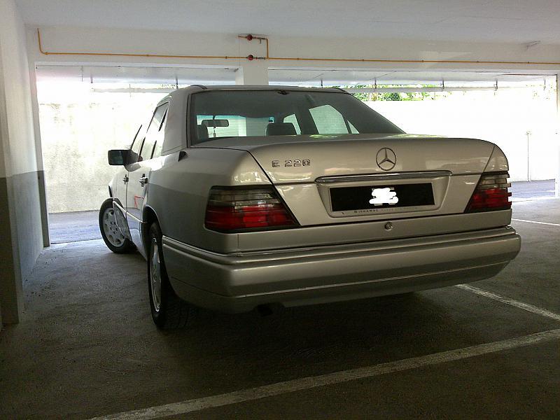 My 18 Years Old W124 Mercedes Benz Forum