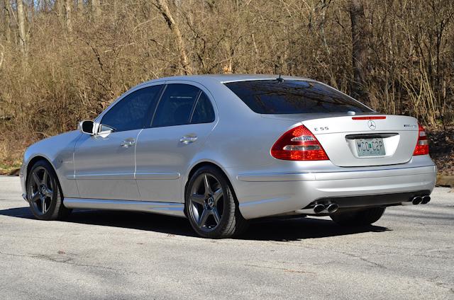 2005 E55 w/warranty for sale (St  Louis) - Mercedes-Benz Forum