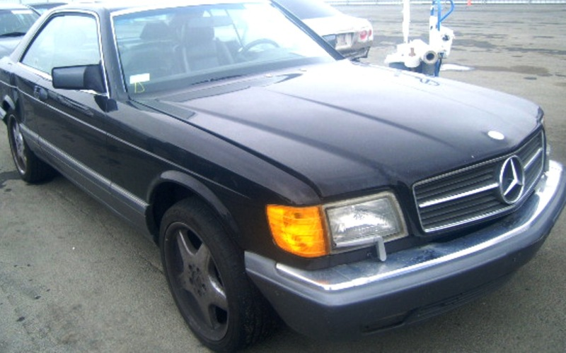 PARTING OUT: 1991 MBZ 560SEC COUPE- Hit Rear/Extra Clean!!!-1-560sec.jpg
