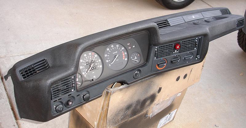 1985 Bmw 325e >> DIY Cracked Dashboard Repair - Mercedes-Benz Forum