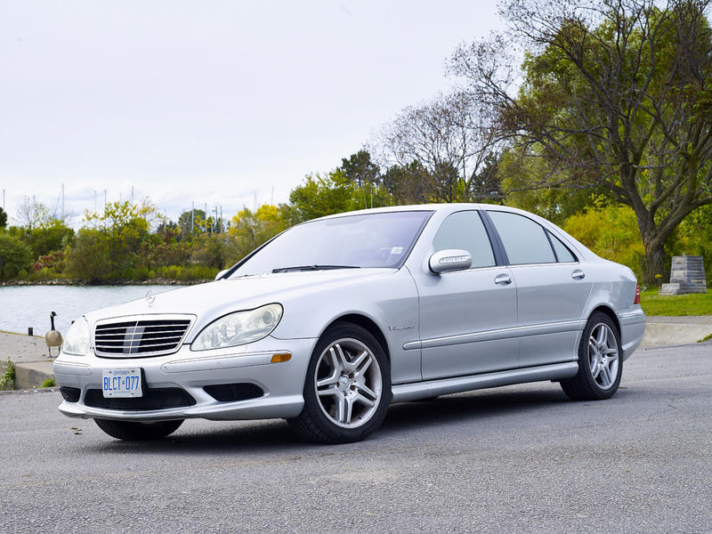 2003 s430 4matic amg appearance package just brought home for Mercedes benz home page
