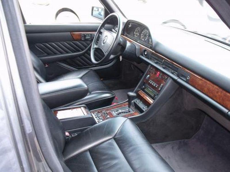 W126 560 Sel Info Mercedes Benz Forum