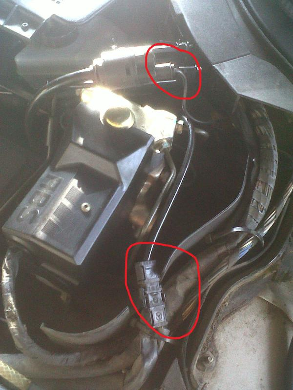 Diy Replace Front Right Speed Sensor Abs Light