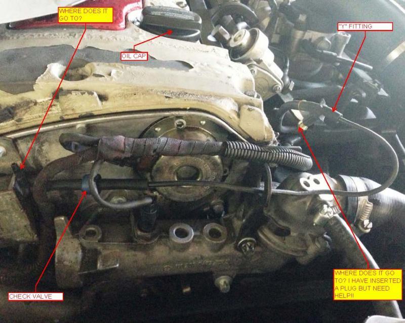 99 Slk 230 R170 Vacuum Lines Diagram Mercedes Benz Forum