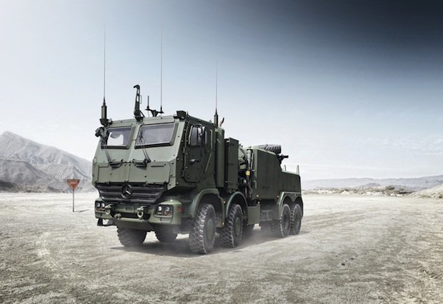 Mercedes Sprinter 4X4 >> Actros Armoured AHSVS Canadian Forces - Mercedes-Benz Forum