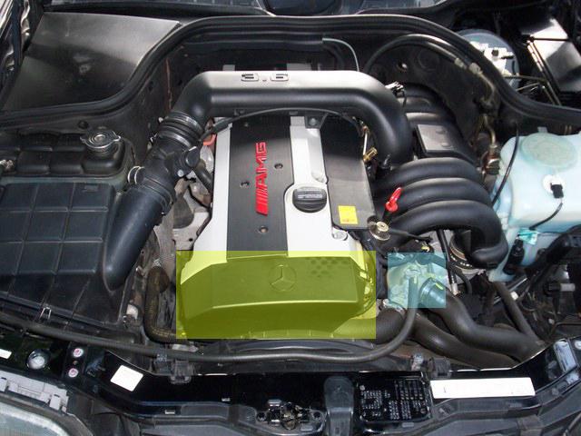 Replacing C280 M112 Coolant Temp Sensor - Mercedes-Benz Forum