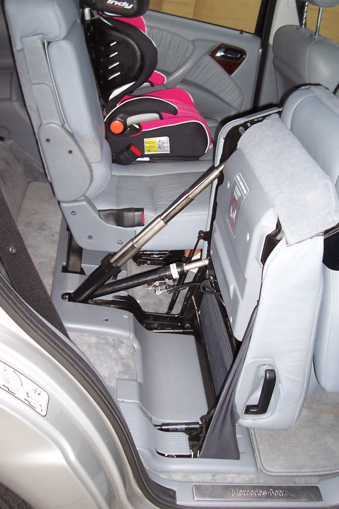 Ml 350 04' 3rd row seats needed!!!!! - Page 2 - Mercedes ...