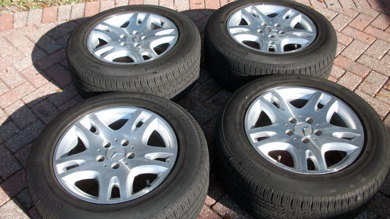 FS: 2004 Mercedes E320 wheels with tires 050-100_0617-1-.jpg