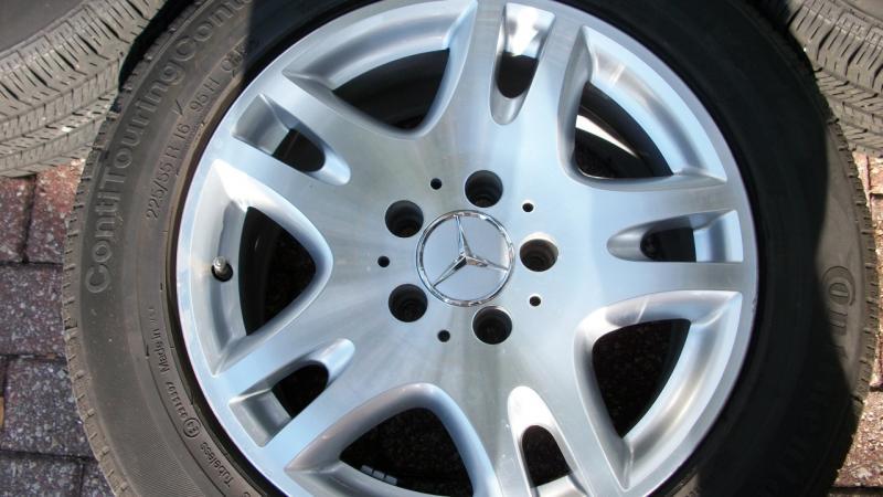 FS: 2004 Mercedes E320 wheels with tires 050-100_0621.jpg