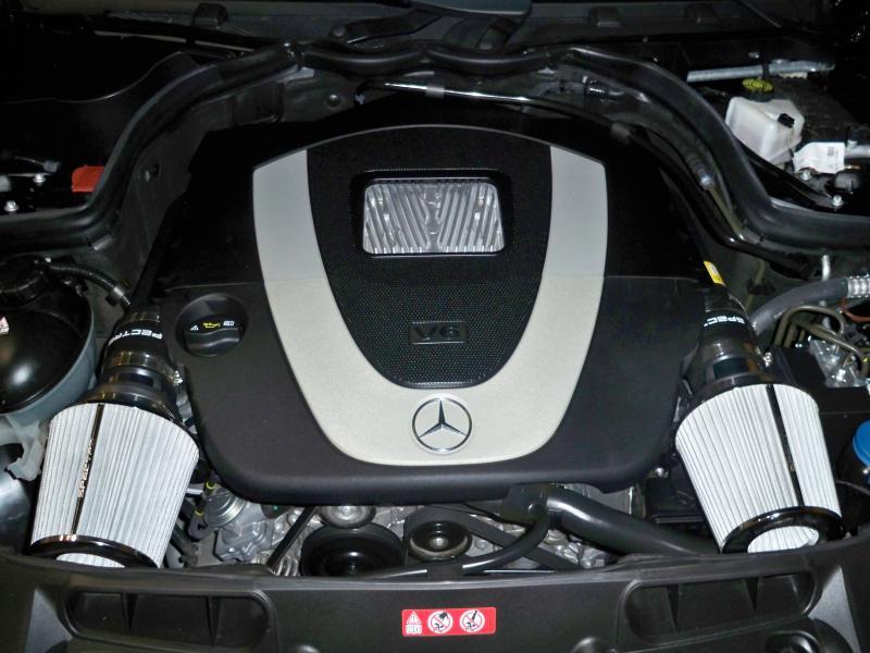 C 350 W204 Air Intake Dyno Hp Tq Info Mercedes Benz Forum