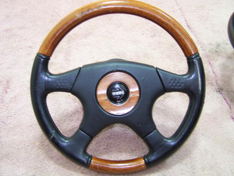 """Used """"AMG & Momo Steering wheels""""-100_2118.jpg"""