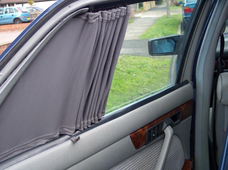 Rear Window Curtain For 500sel Mercedes Benz Forum
