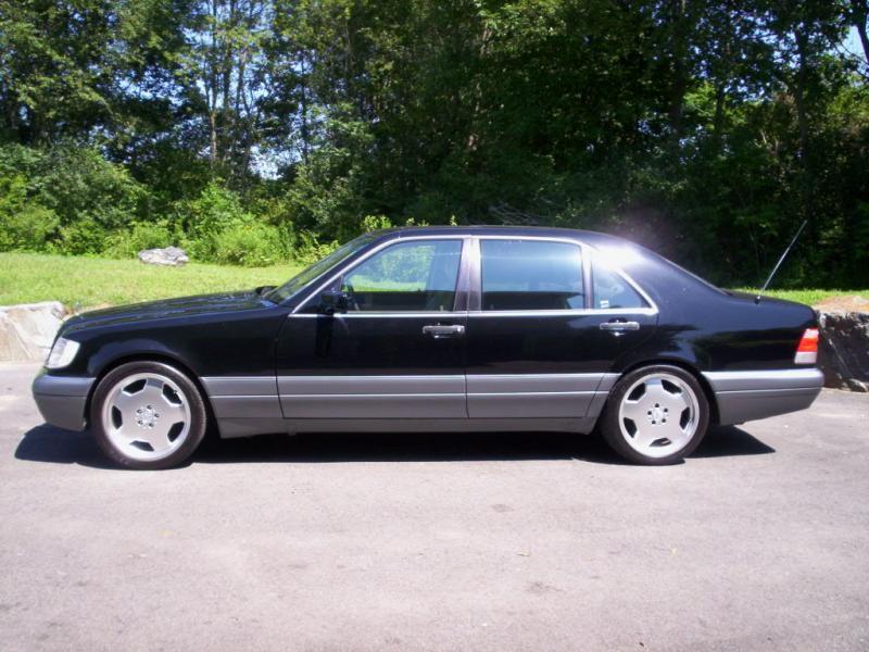 19 Quot Amg Monoblock Replica Mercedes 1992 To 1999 S Class