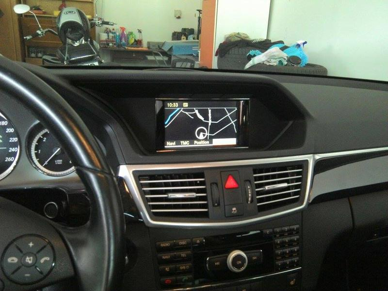 Navigation 20 or Audio 50 APS ? - Mercedes-Benz Forum