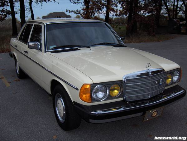 Before and after restored 240D pics    - Mercedes-Benz Forum