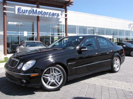 new owner 06 e55 - Mercedes-Benz Forum