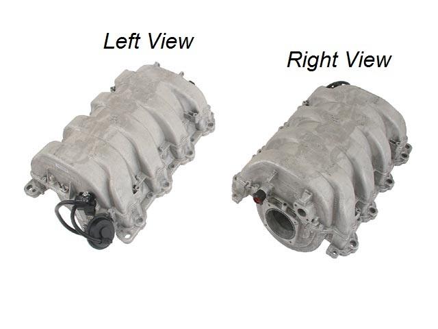 Sl 500 M113 Engine Intake Manifold Mystery Port Causing