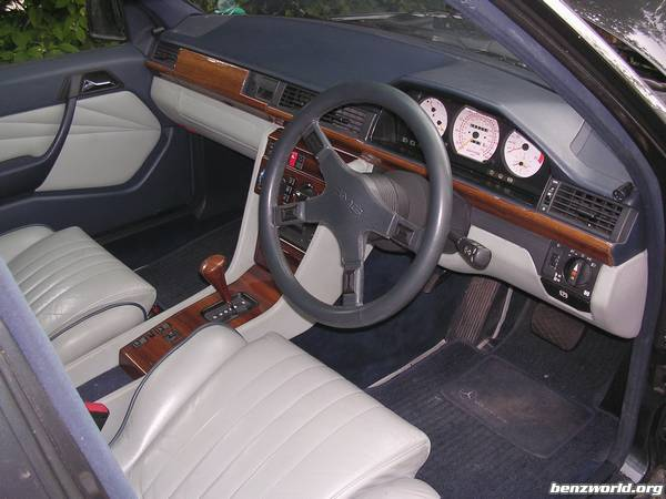 Interior picture of my AMG Hammer + unidentified item? - Mercedes