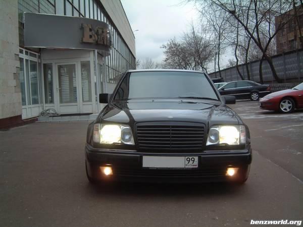 500E Brabus 6.0! - Mercedes-Benz Forum