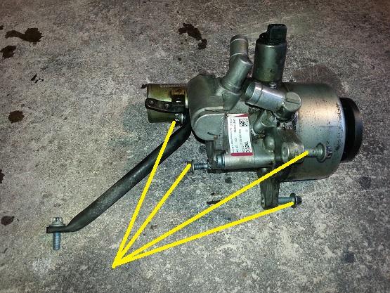 ABC Pump removal guide - Mercedes-Benz Forum
