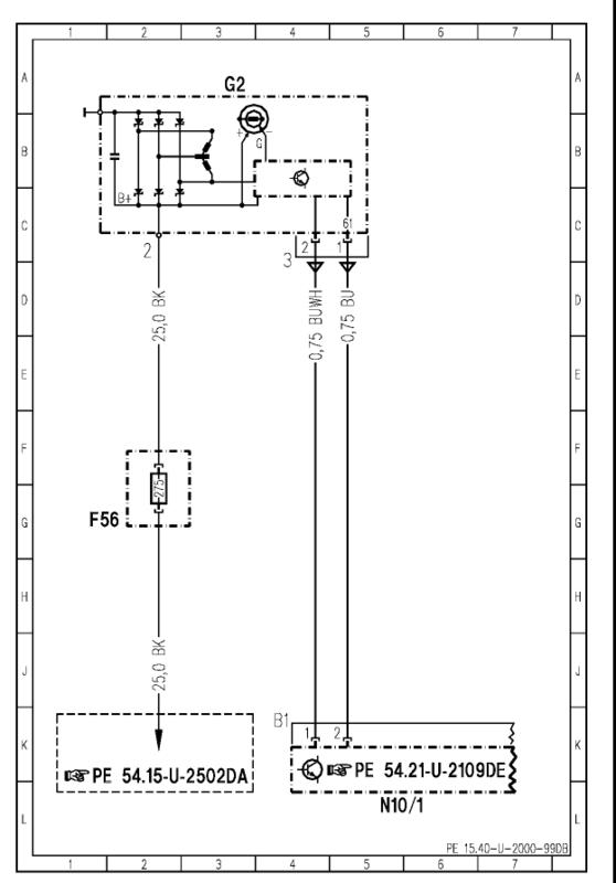 wiring diagram for a voltage regulator  wiring  get free