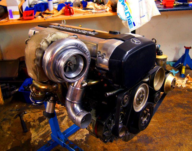 M104 Turbo Build