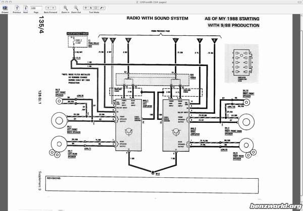 Mercedes 300e Wiring Diagram - Wiring