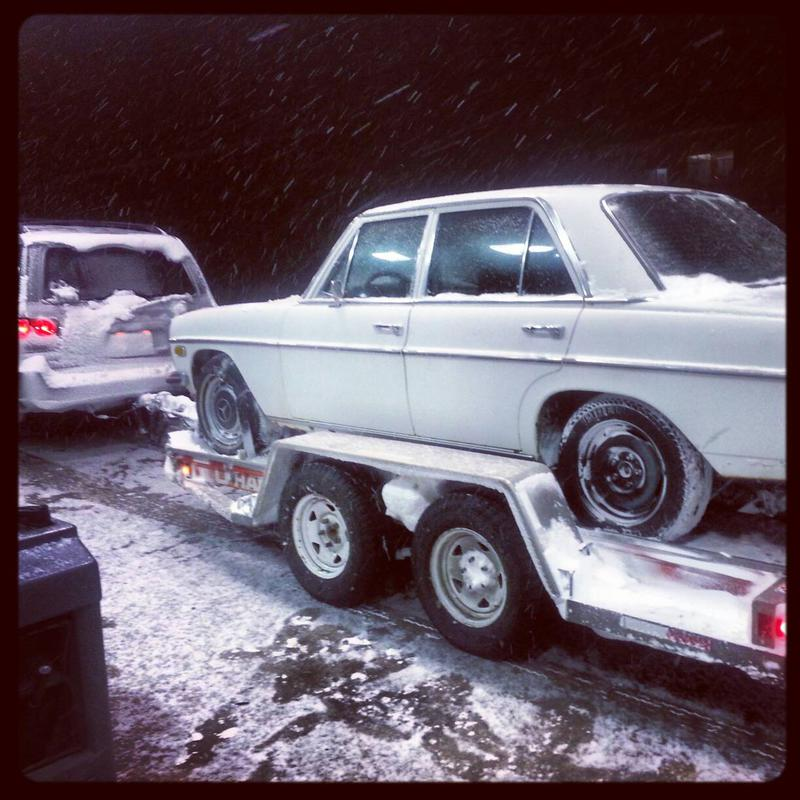 Just purchased a 1972 W115-1388944096836.jpg