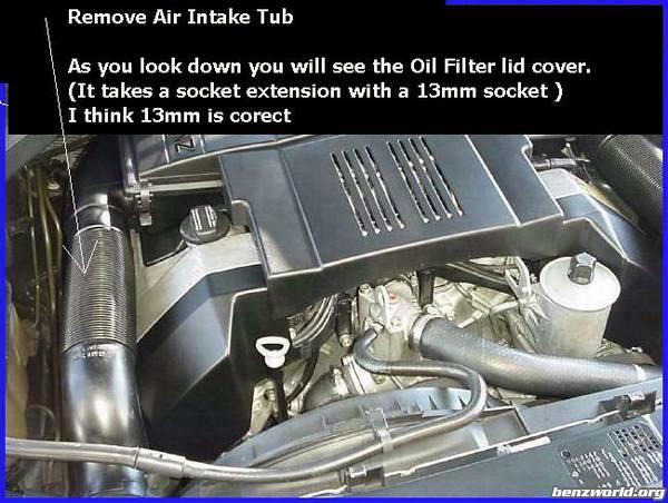 Oil Filter S500