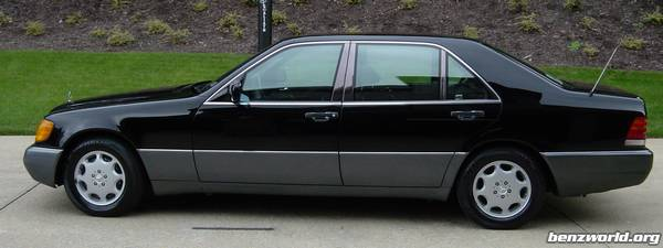 Cars For Sale Pittsburgh >> 93 500SEL For Sale... - Mercedes-Benz Forum