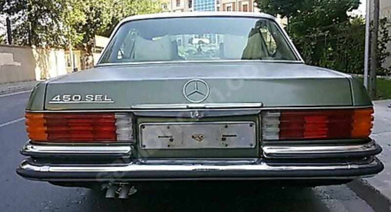 W116 450SEL for sale from Turkey - Mercedes-Benz Forum