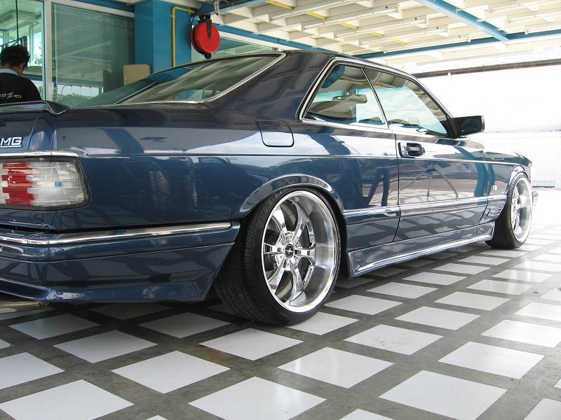 1991 Mercedes 560SEL Wheels/Suspension - Pelican Parts Forums