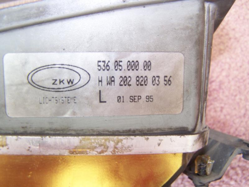 """OEM """"ZKW"""" AMG Fog lights for sale-1636.jpg"""