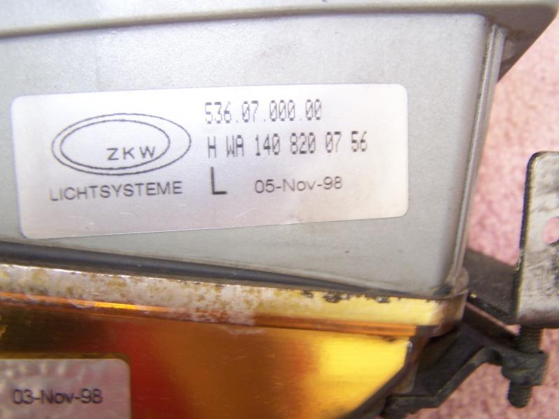 """OEM """"ZKW"""" AMG Fog lights for sale-1637.jpg"""